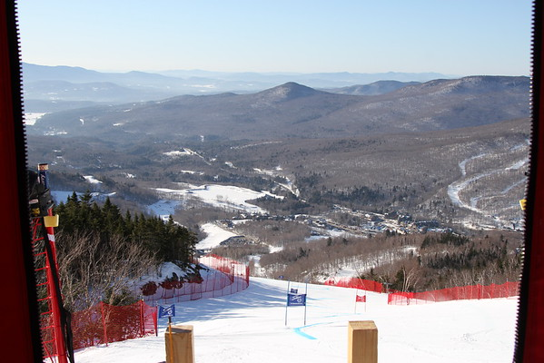 Can Am GS Stowe VT